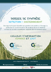 CIV CIL dossier synthese nutrition environnement